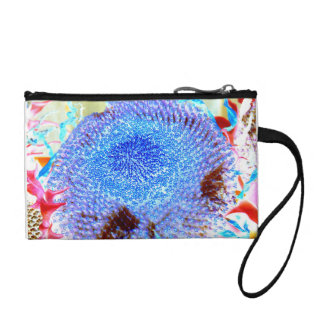 Multi-Color Sunflower Purse