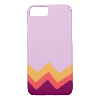 Multi Color Zig Zag iPhone / iPad / Samsung Case