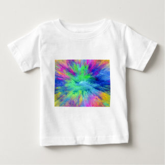 Multi Colored Baby T-Shirt