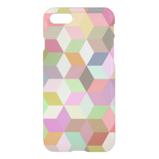 Multi=colored Cubes iPhone 8/7 Case