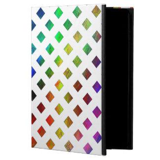 multi-colored Diamonds Powis iPad Air 2 Case
