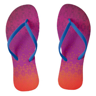 Multi-Colored Flip Flops