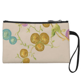 Multi Colored  Flowers Wristlets