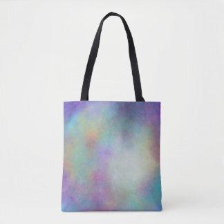 Multi Colored Galaxy Tote Bag