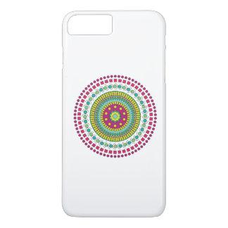 Multi-Colored Mandala iPhone 7 Plus Case