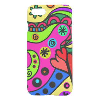 Multi-colored Print iPhone 8/7 Case