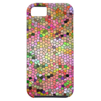 """Multi-colored Stain Glass Look"" Case For The iPhone 5"
