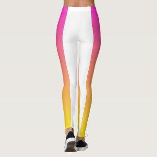 Multi colors leggings