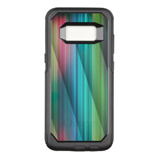 Multi Colour Abstract (1) OtterBox Commuter Samsung Galaxy S8 Case
