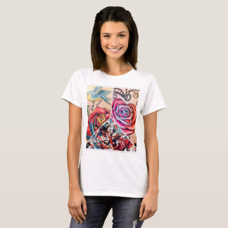 MULTI-COLOUR ART T-Shirt