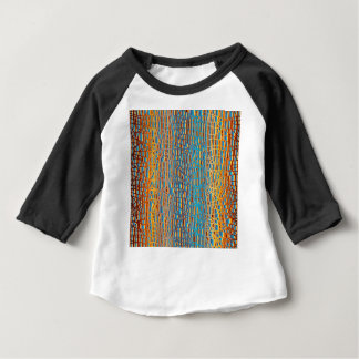 Multi Colour Background Baby T-Shirt