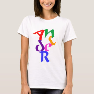 Multi-Coloured Dancer T-Shirt