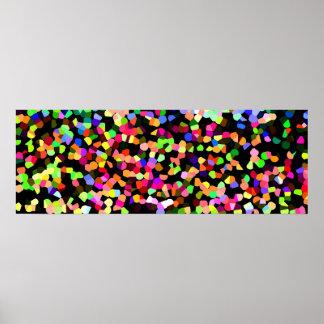 Multi-Coloured Pattern 2 Print