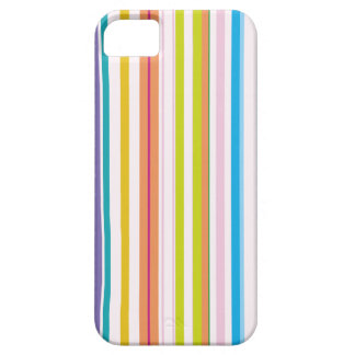 Multi Coloured Stripes iPhone 5 Cases