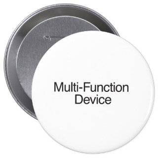 Multi-Function Device Pinback Buttons