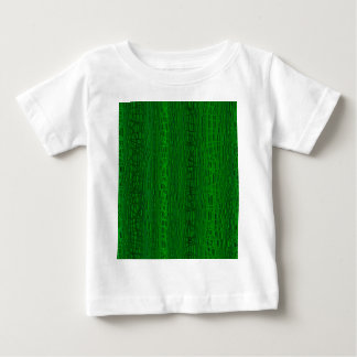 Multi Green Colour Background Baby T-Shirt