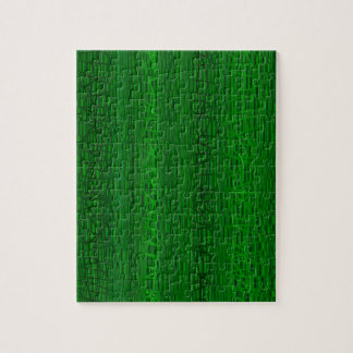 Multi Green Colour Background Jigsaw Puzzle