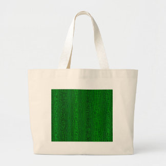 Multi Green Colour Background Large Tote Bag