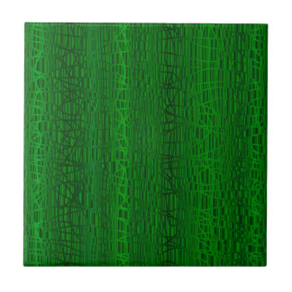 Multi Green Colour Background Tile