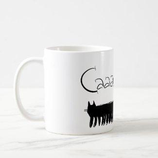 multi-legged black cat