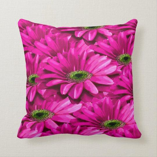 Multi Lily Throw Pillow