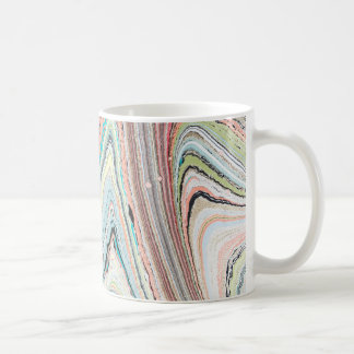 Multi-Marbled, Original Design by Karen Ruane Coffee Mug