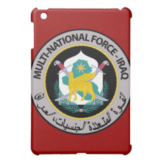 Multi-National Force - Iraq (1) Case For The iPad Mini