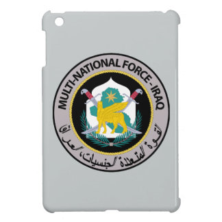 Multi National Force - Iraq Cover For The iPad Mini