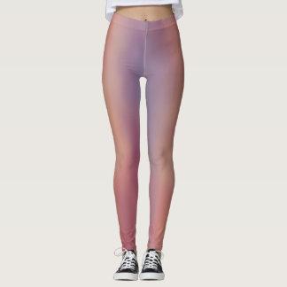 Multi Pastel Color Legging
