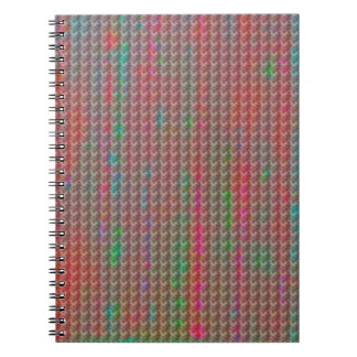 Multi Pastel Notebook
