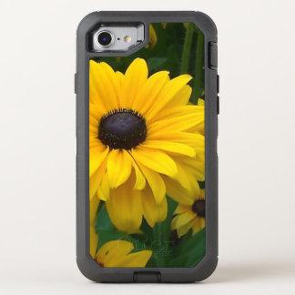 Multi-Petal Yellow Flower OtterBox Defender iPhone 7 Case