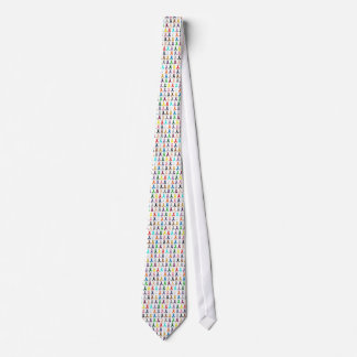 Multi-Ribbon Tie