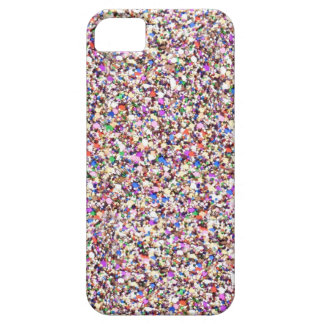 Multi Sequins Sparkle Glitter iPhone 5 Cover