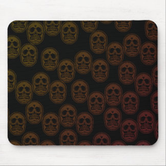 Multi-Skulls Mouse Pad