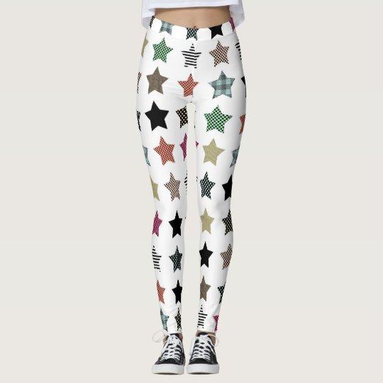 Multi Star Leggings