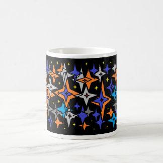multi stars coffee mug