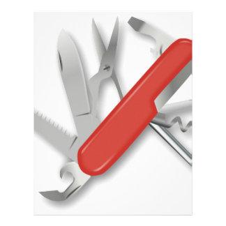 Multi Tool Letterhead