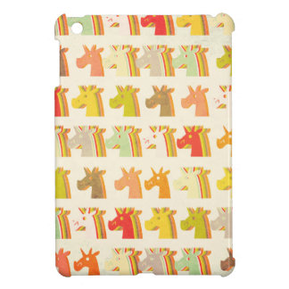 Multi Unicorn Cover For The iPad Mini