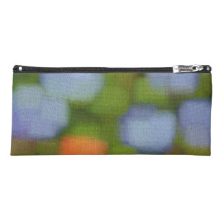 Multicolor Abstract Art Pencil Case