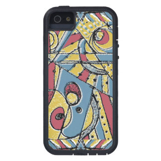 Multicolor Abstract iPhone 5 Covers