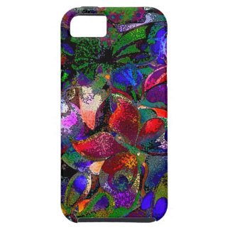 Multicolor background iPhone 5 case