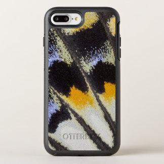 Multicolor butterfly wing pattern OtterBox symmetry iPhone 8 plus/7 plus case