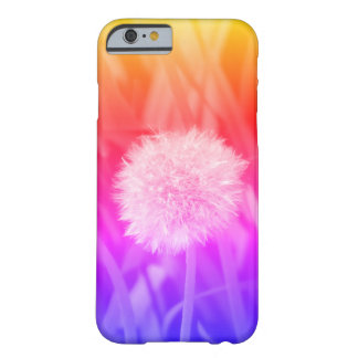multicolor dandelion phone case