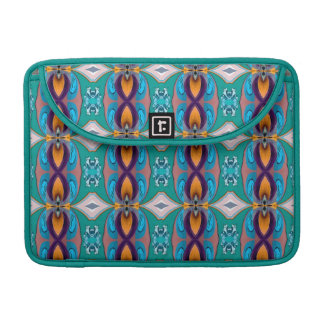 Multicolor Elegant Chains  Design Sleeves For MacBook Pro