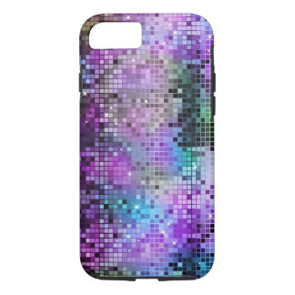 Multicolor Glitter And Sparkles iPhone 7 Case