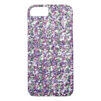 Multicolor Glitter Texture Print Case-Mate iPhone Case