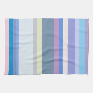 Multicolor Green/Gray/Beige/Pink/Purple/Blue Kitchen Towel