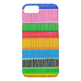 multicolor iPhone 8/7 case