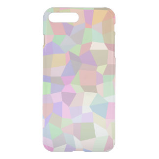 Multicolor mosaic background iPhone 7 plus case