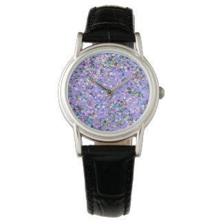 Multicolor Mosaic Modern Grit Glitter #6 Watch